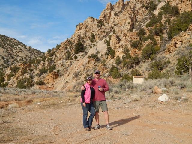 Exploring the backcountry
