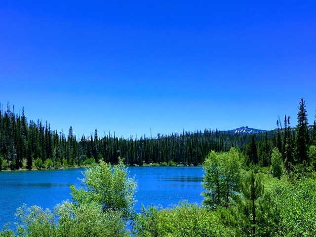 Hidden Lake, CO