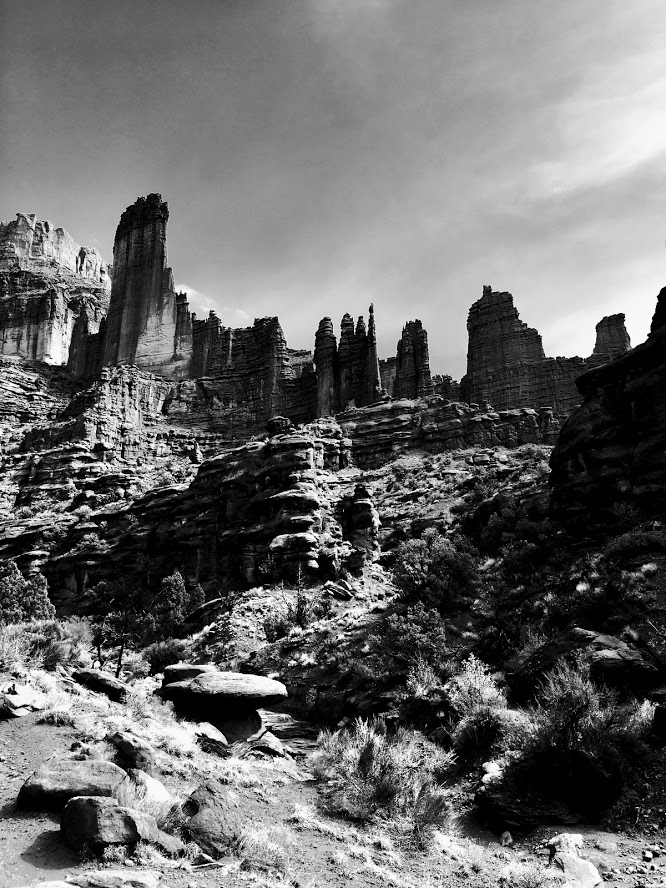 Fisher Towers